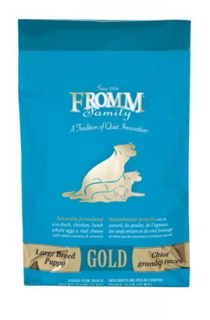 15 kg Fromm Large Breed Puppy Gold - hvalpefoder